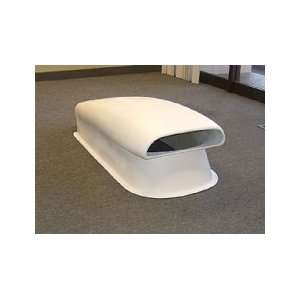 Street Scene Universal Fiberglass Hood Scoop Automotive