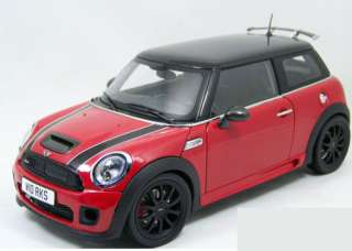 18 MINI COOPER S JOHN COOPER WORKS TUNING DIE CAST