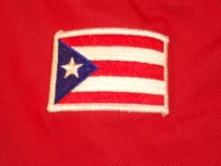 Puerto Rico World Baseball Classic Batting Jersey/LG