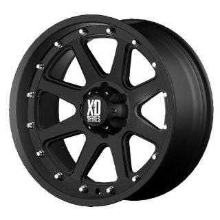 Rugged Ridge Jeep Wrangler JK Black Satin Wheel (17x 9