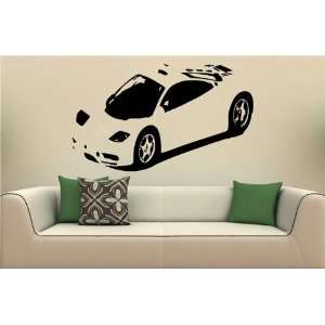 Wall Mural Vinyl Decal Stickers Car Mc Laren F1 S1736