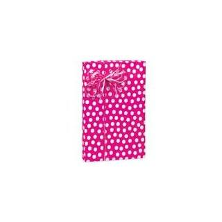 Trendy Boutique HOT PINK & WHITE ZEBRA Striped Gift Wrap Wrapping
