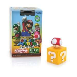Red Mushroom ~1.25 Mini Figure [Super Mario Mini Figure Series    NO