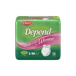 Depend Underwear for Women Super Absorbency,Extra Large(48 64)   14