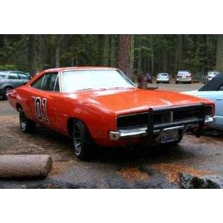 Dukes of Hazzard General Lee 1969 Dodge charger car Wall Graphic Decal
