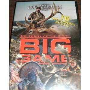 presents The Thrill of the Hunt Big Game Volume 1 Movies & TV