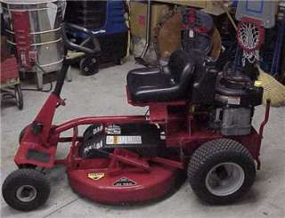 SNAPPER ~ Model 281123BV ~ 28 Cut ~ Rear Engine Riding Mower ~ 11 hp