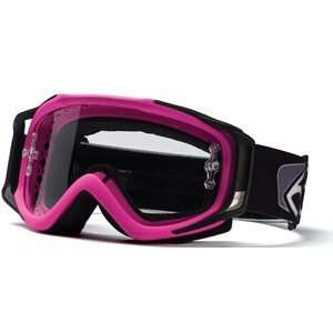 Smith Fuel V2 2011 Goggles Hot Pink   W/Roll Offs Sports