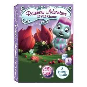 of the Rainbow Rainbow Adventure   Elina & DVD Game Toys & Games