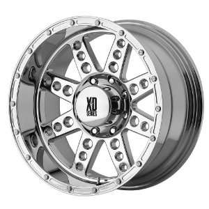 XD Series Diesel XD766 Chrome Wheel (22x11/5x139.7mm