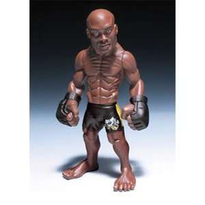 Round 5 Anderson The Spider Silva MMA Action Figure