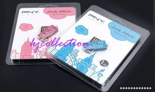 PNY 32GB 32G USB Flash Pen Drive Attache PINK New York