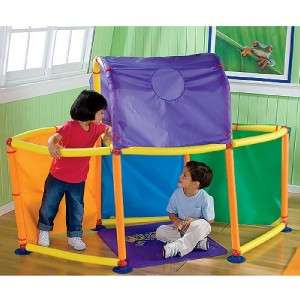 Cranium Super Mega Fort Play House Building Set COMPLETE 99 pieces