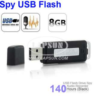 Mini 8GB USB Memory Stick Disk Spy Pen Flash Driver Audio Sound Voice