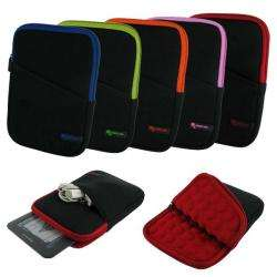 rooCASE HTC Flyer 7 inch Tablet Super Bubble Neoprene Sleeve