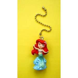 Princess Ariel Little Mermaid Ceiling Fan Light Pull #5