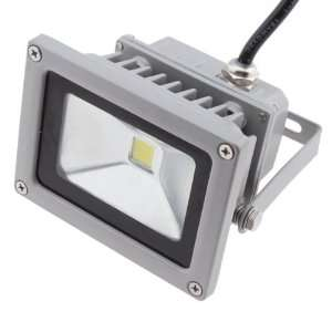 ® Waterproof 10W 9leds LED Flood Light Lamp AC85 265V pure white