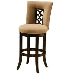 Lakeshore 26 inch Wood Swivel Counter Stool