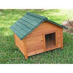 Pet Products Classic Extra Large Cedar Wood House