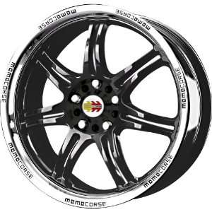 Momo RPM Gloss Black Machined Wheel (15x6.5/5x114.3mm