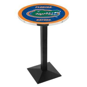 42 University of Florida Bar Height Pub Table   Square
