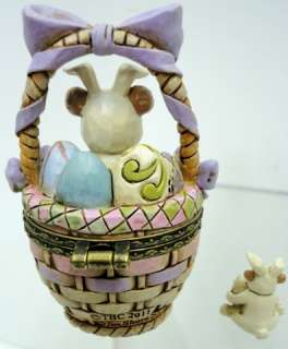 BOYDS BEARS Easter Surprise TREASURE Basket 4026269