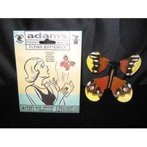 ADAMS FLYING BUTTERFLY   Beginner / General Magic Toys & Games