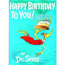 Dr. Seuss Happy Birthday To You Book   Random House   Babies R Us