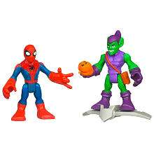 Playskool Heroes Marvel Super Hero Adventures Action Figures 2 Pack