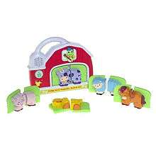 LeapFrog Fridge Farm Magnetic Animal Set   LeapFrog