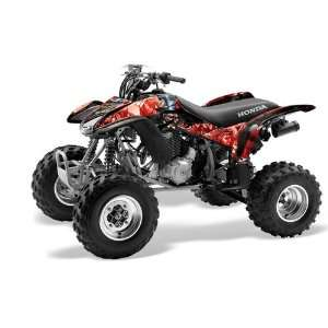 AMR Racing Honda TRX 400EX 1999 2007 ATV Quad Graphic Kit   Mad Hatter