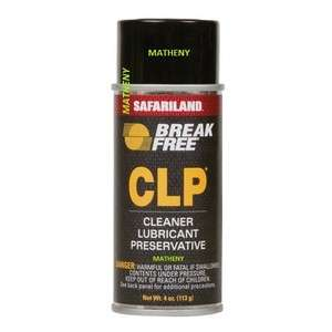 Break Free CLP 4oz Cleaner Lubricant Spray Hunting Gun Firearm