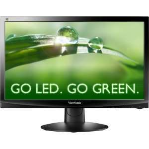 New   Viewsonic VA1906a LED 19 LED LCD Monitor   5 ms