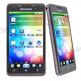 Dual Sim Cards Dual Standby Android 2.3.4 GPS WiFi TV Quadband