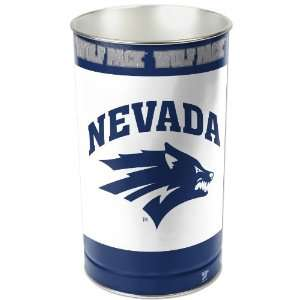 NCAA Nevada Wolf Pack Wastebasket