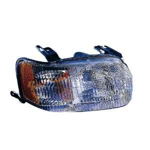 FORD ESCAPE 01 04 HEADLIGHT RIGHT CAPA CERTIFIED Automotive
