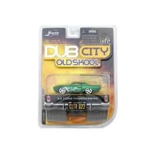 ^^Brand New 164 Scale Diecast Car *Dub City   OldSkool