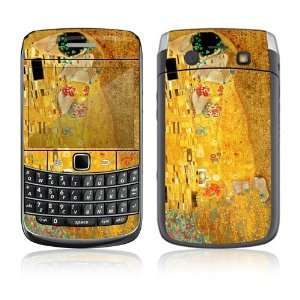 The Kiss Decorative Skin Cover Decal Sticker for Blackberry Bold 9700