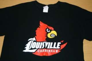 University of Louisville Cardinals Kentucky T Shirt L