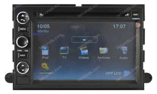 2004 2008 Ford F150 Fusion Explorerl Edge Expedtion dvd gps bluetooth