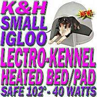 IGLOO DOGLOO Lectro Kennel SMALL Heated Dog Cat Mat Pad