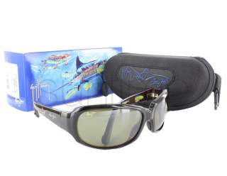 NEW Maui Jim Guy Harvey Mahi Mahi 231 26H Brown Bronze Polarized