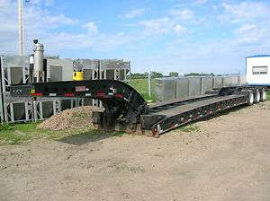 trailer, equipment trailer, drop deck trailer in Trailers