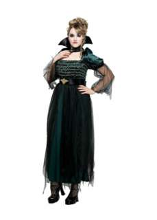 Plus Queen of the Vampires  Cheap Gothic/Vampire Halloween Costume