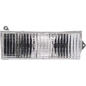 QP E1103 a Jeep Cherokee XJ Passenger Park Light Automotive