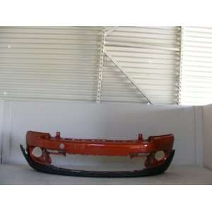 Mini Coopers S Convertible Front Bumper 10 11 Automotive