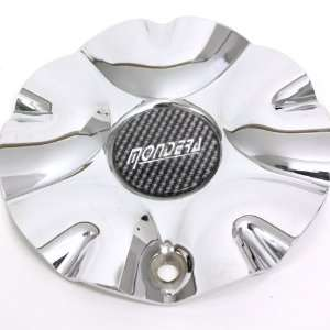 Mondera Wheels Chrome Goldwing Center Cap Automotive