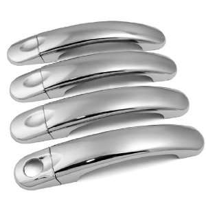 On Replacement Chrome Door Handle Cover Set Without Passenger Side