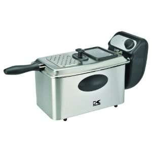 Kalorik Stainless Steel Deep Fryer