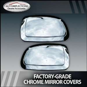 2002 2006 Cadillac Escalade ESV Chrome Mirror Covers